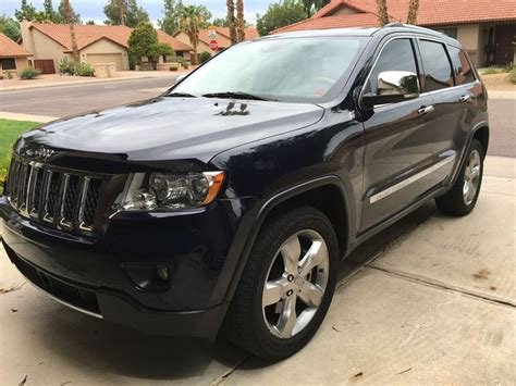 jeep for sale az 2012 jeep grand srt sale by owner in scottsdale