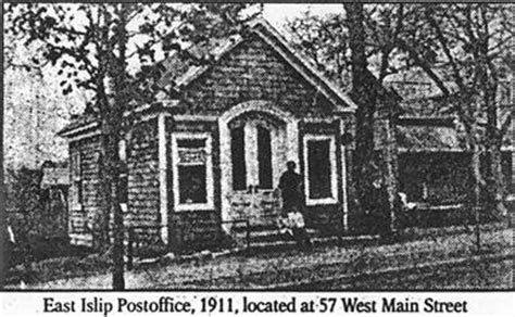 East Islip Post Office by