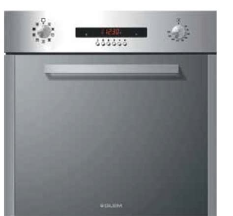 Microwave Airlux eurafrican glem electric oven 60 gfs53ix