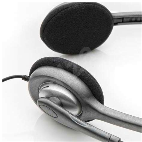 Sale Logitech Stereo Headset H110 Two Android And Mic logitech stereo headset h110 headphones with mic