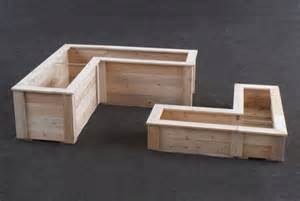 Shaped planter boxes modern outdoor pots and planters other