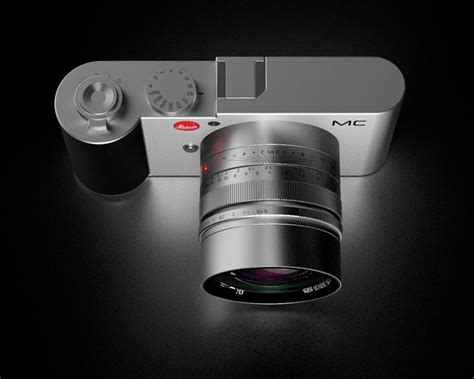 Kamera Mirrorless Leica M lebih detil tentang kamera konsep leica mirrorless aps c