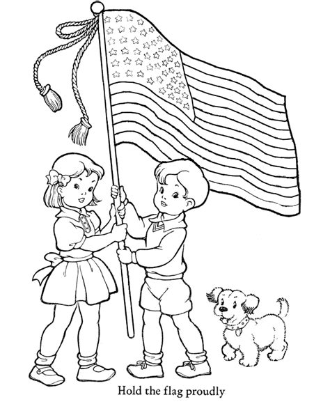 veterans day color pages coloring home