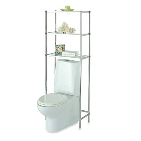 buy bathroom shelving from bed bath beyond