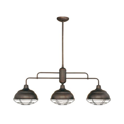 3 Light Pendant Lighting Millennium Lighting Neo Industrial 3 Light Kitchen Pendant Reviews Wayfair