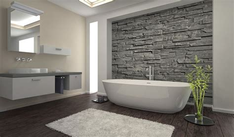 bathroom feature wall ideas 49 best images about bathroom ideas on loft design frameless shower and minimalist