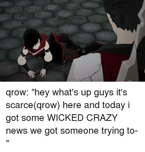 memes  qrow qrow memes