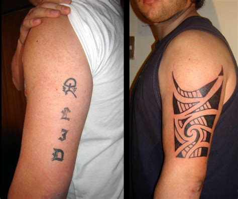 easy tattoo cover up maori cover up by stigmatattoo on deviantart