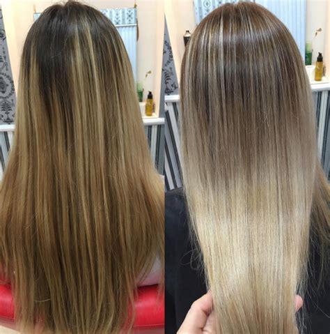 como hacer rayitos con aluminio part2 color de pelo con rayitos newhairstylesformen2014 com