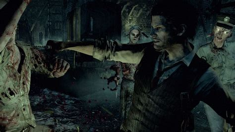Ps4 Evil Within 1 the evil within ps4 xbox one pc ps3 xbox 360 review the evil within review trap cnet