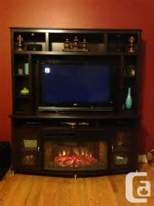 Fireplace Units For Sale Entertainment Unit Fireplace Tv Stand For Sale In