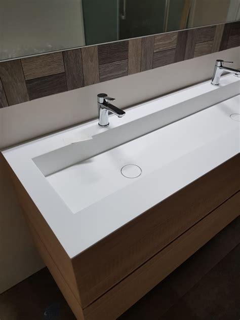 doppio lavandino bagno mobili bagno doppio lavandino with mobili bagno doppio