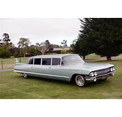 1961 Cadillac Series 75 History Pictures Value Auction