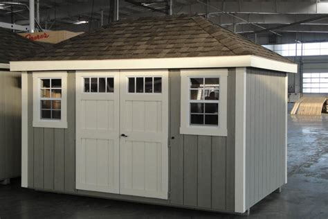 england classic   hip roof shed lancaster