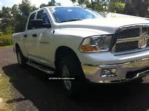 2012 dodge ram 1500 4x4 crew cab v8