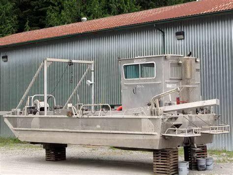 work boat punt for sale barges barges for sale industrial barges for sale