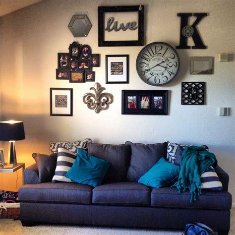 wall collage interior design pinterest