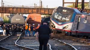 philadelphia to new york by car amtrak derails in philadelphia