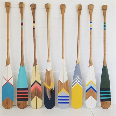 canoe paddle headboard the 25 best oar decor ideas on pinterest nautical