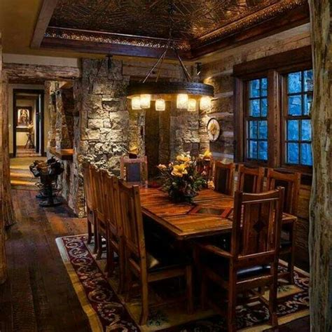 Rustic Dining Room Ideas 10 best ideas about rustic dining rooms on pinterest