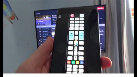 samsung remote mobile how to use your mobile phone as a samsung tv remote