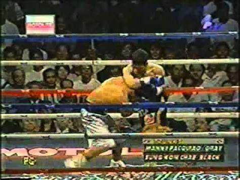pacquiao vs barotillo 2000 full movie manny pacquiao vs seung kon chae 2000 youtube