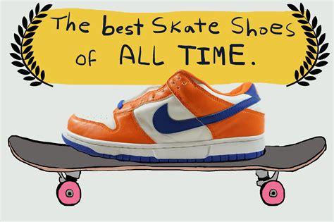 best skateboarding the 10 best shoes for skateboarding green label