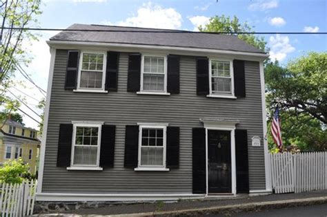 grey house white shutters grey house white trim black shutters pictures to pin on pinterest pinsdaddy