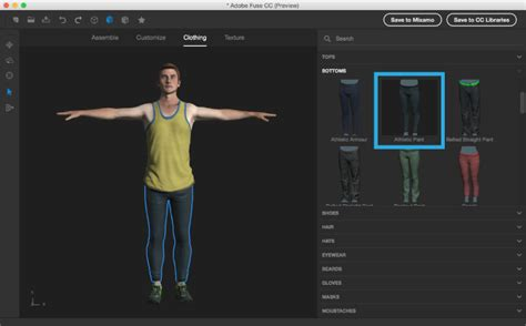 create 3d characters create a 3d character with adobe fuse cc adobe creative cloud tutorials