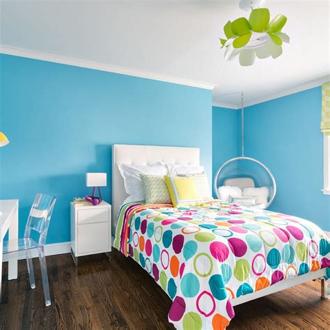 colorful bedrooms colorful ideas for painting teen bedrooms decorspot net