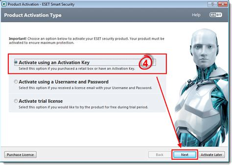 eset nod32 antivirus 9 activation key full version activate my eset windows home product using my username
