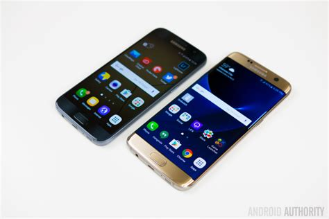 is a galaxy an android galaxy s7 and s7 edge get android 7 0 nougat on rogers and telus