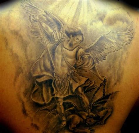 arcangel tattoos 50 wonderful archangel tattoos