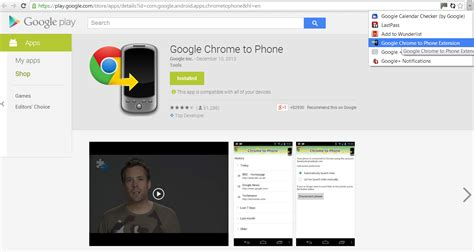 chrome mobile extensions january 2014 deepak sreeja s website