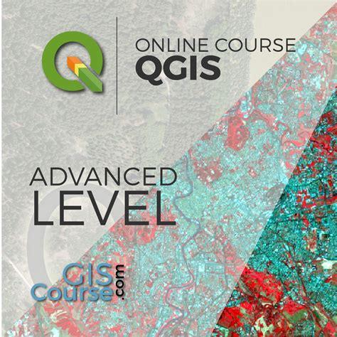online tutorial qgis online course qgis advanced level gis course tyc gis