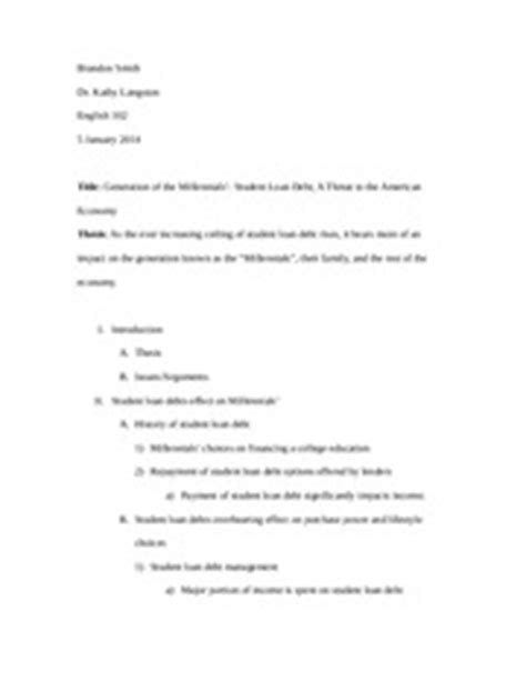 Edison Research Papers by 102 Composition Edison State Course