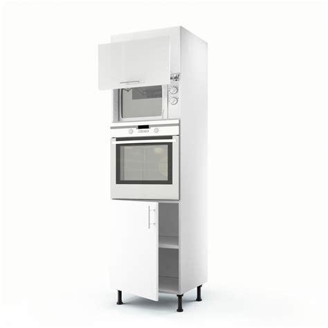 meuble cuisine colonne four micro onde meuble cuisine colonne four micro onde