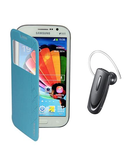 Headset Bluetooth Samsung Grand koloredge flip cover samsung hm 1100 bluetooth headset for samsung galaxy grand 2 blue
