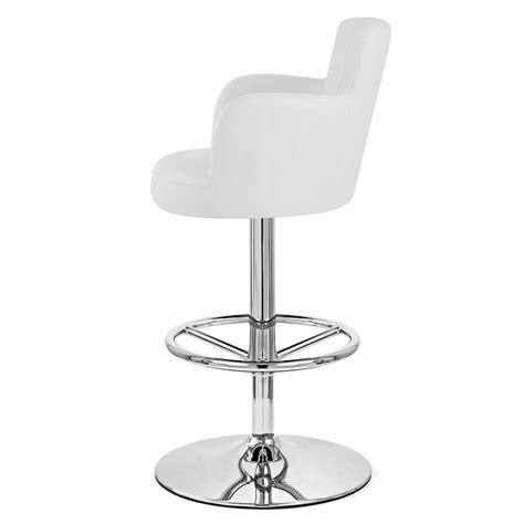 chateau bar stool chateau adjustable height swivel bar stool with chrome