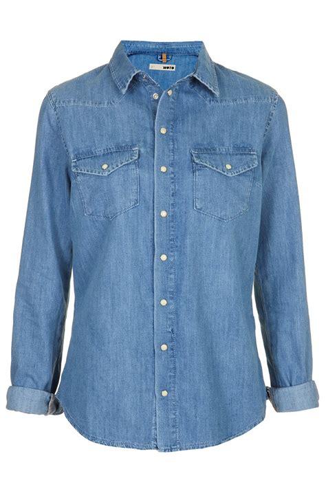 Denim Shirt a cheap denim shirt on the hunt