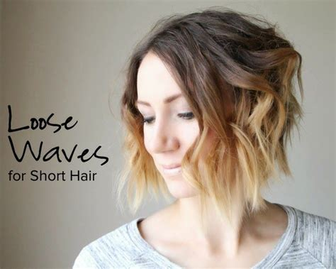 short loose waves hairstyles 17 best images about one little momma tutorials on