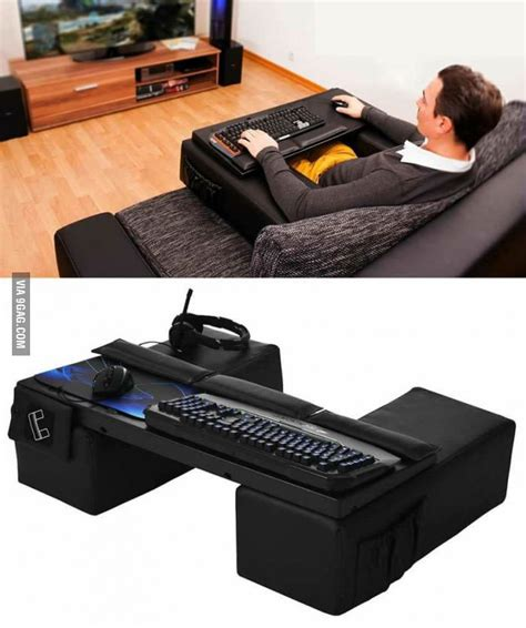 sofa gaming table 21 best incredible gaming setups images on pinterest