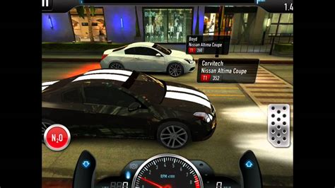 T1 Nissan Altima Coupe CSR Racing YouTube