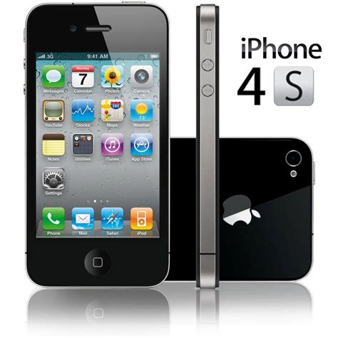 Hp Iphone 4 S 16gb apple iphone 4s 16gb libre de fabrica blanco y negro telefonos celulares compuprice mx