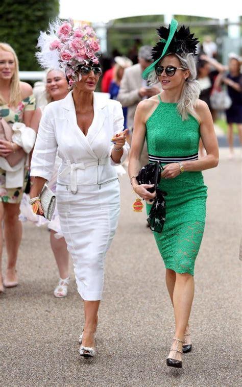 glorious goodwood   wildest hats boldest dresses