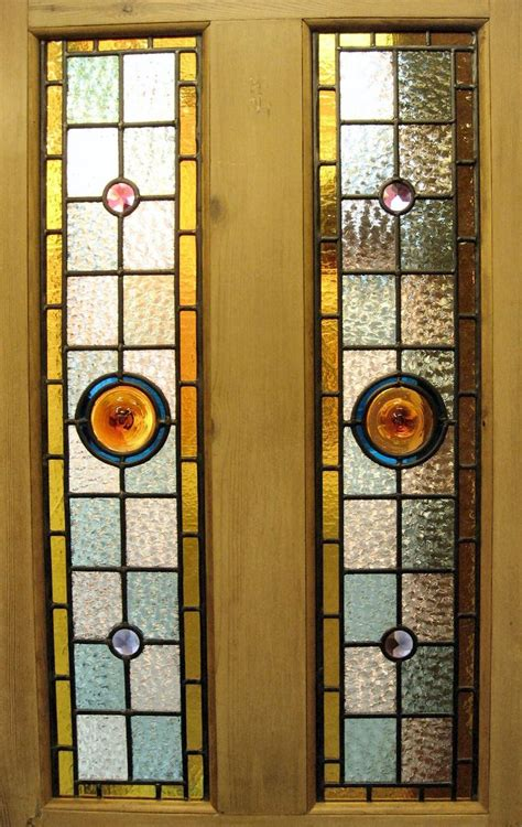 Leaded Glass Door Panels 11 Best Images About Stained Glass On Glass Vertical Doors And