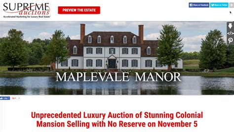 houses for sale canfield ohio unprecedented luxury auction of stunning colonial mansion selling with no reserve on