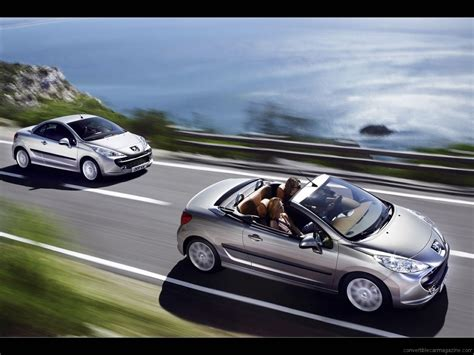 peugeot convertible peugeot 207 cc buying guide