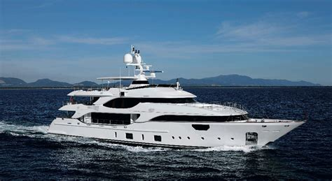 miami boat show yachts benetti crystal at miami boat show top yacht design