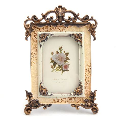 frames for home decoration retro vintage brown home decor picture frame photo frame